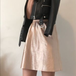 🍯3/$20🍯 Rose Gold Party Skirt